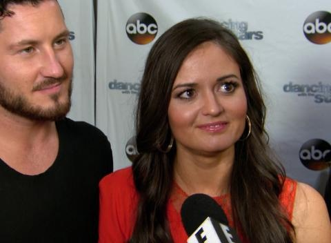 News video: 'Dancing With the Stars' Celeb to Walk Down the Aisle