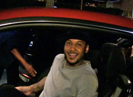 News video: Carmelo Anthony Rejects NYC Lap Dance Offer