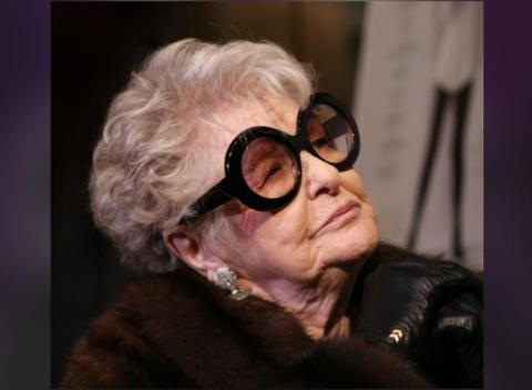 News video: Elaine Stritch Dead: Stars Mourn Broadway Legend On Social Media